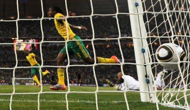 Análisis de los goles del mundial Sudáfrica 2010 - Ataques