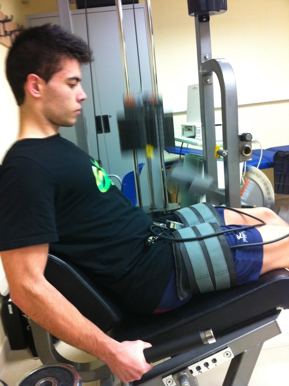 Hipertrofia muscular inducida por el entrenamiento oclusivo