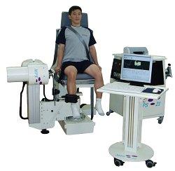 Artículo sobre la fiabilidad de la valoración isocinetica del torque de flexión y extensión  de rodilla