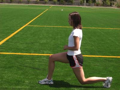 Ejercicios de Flexibilidad Dinámica Para Corredores I