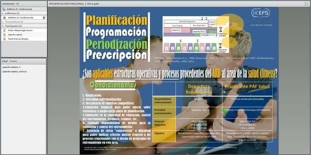 Criterios para el Diseño de Programas de Entrenamiento Funcional Orientados a la Mejora de la Salud (Fitness).
