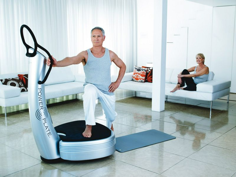 Efectos del entrenamiento vibratorio en ancianos