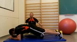 Ejercicios para la estabilidad del core aplicable a la prevención de lesiones (parte II)