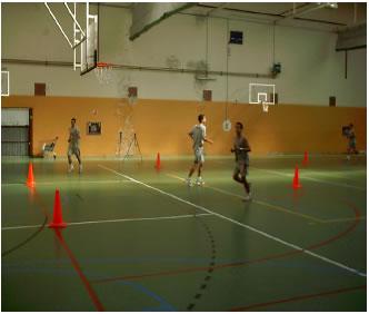 Presentación del Test Tivre-Basket.