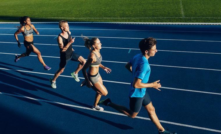 Relaciones entre la tasa de aumento en la concentración del lactato sanguíneo post-ejercicio y rendimiento del ejercicio de alta intensidad de corta duración en atletas de pista