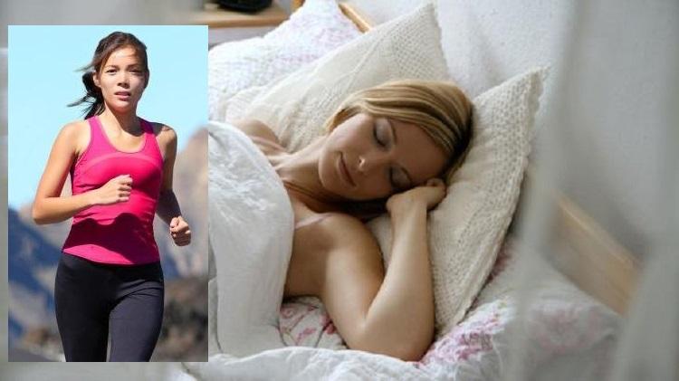 Vínculos a largo plazo entre la actividad física y la calidad de sueño