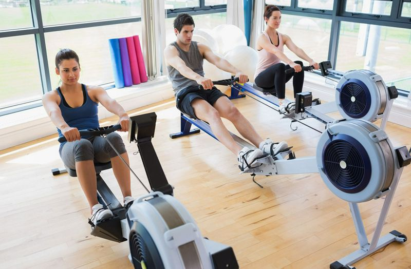 Efecto del ejercicio de remo  sobre la composición corporal, la glucosa en sangre y el perfil lipídico entre la obesidad: Un estudio piloto