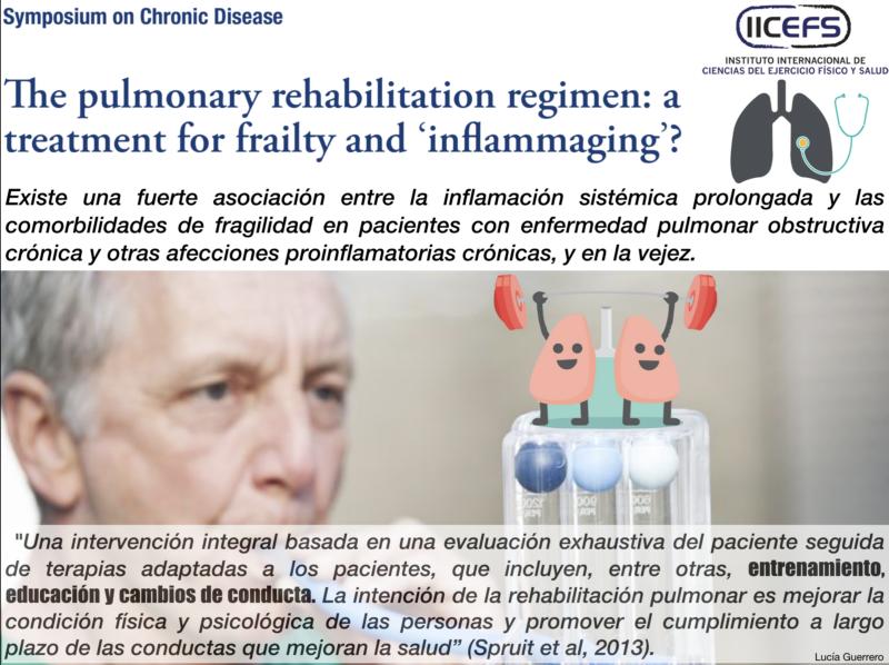 Enfermedad Pulmonar Obstructiva Crónica, ¿qué hay del Ejercicio Físico?