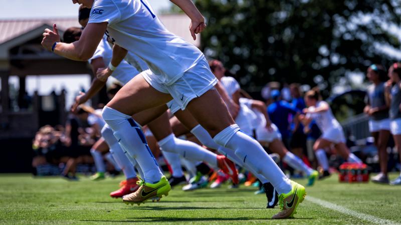 Características de la confiabilidad y aplicabilidad de un test de capacidad de sprint repetido en jugadores varones jóvenes de fútbol.