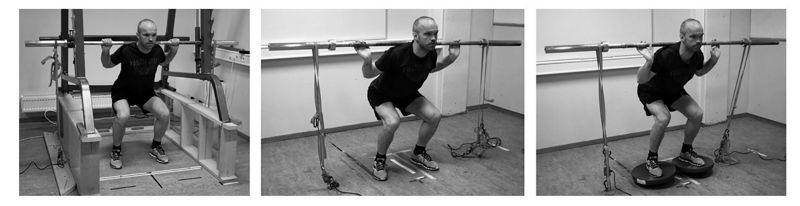 Efectos de corto y largo plazo del entrenamiento de la fuerza con diferentes requisitos de estabilidad
