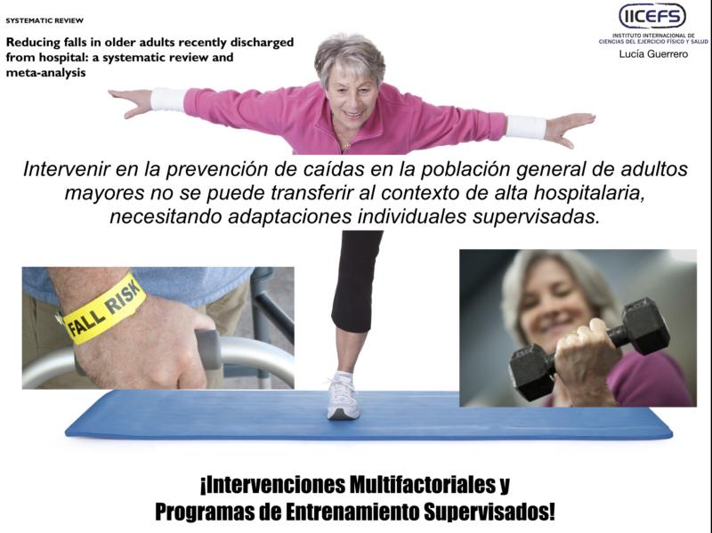 Alta Hospitalaria e Intervenciones en la Prevención de Caídas