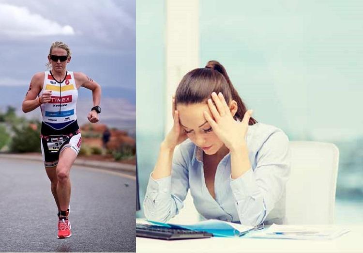 La fatiga mental daña el rendimiento de resistencia: Una explicación fisiológica