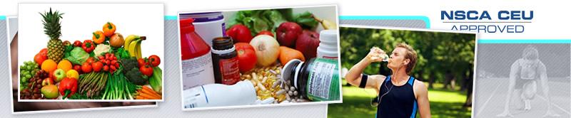 Webinar de Ayudas Ergogénicas Nutricionales en la Actividad Física y Deporte