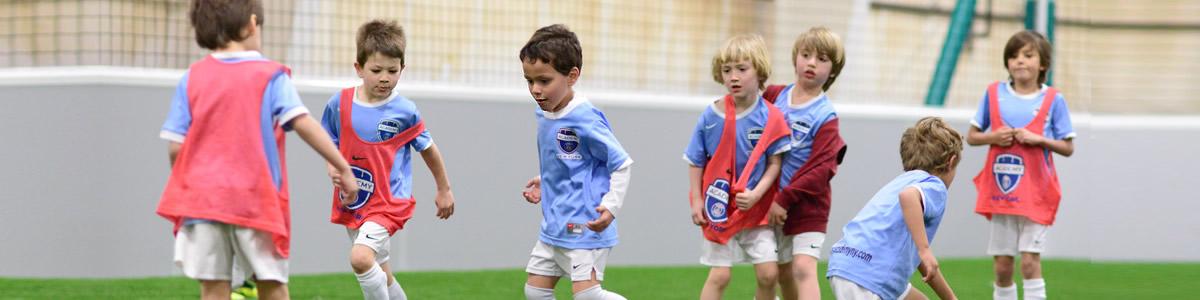 La Planificación Futbolística en la Etapa de Iniciación (6 a 13 años)