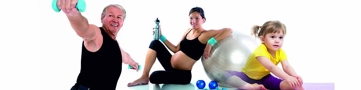 Taller en Prescripción del Ejercicio Físico en Embarazo, Niños y Adultos Mayores