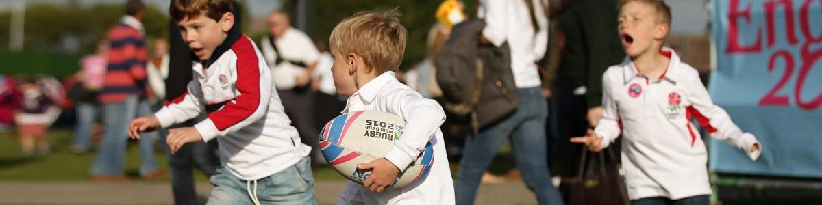 Curso Integral de Formación y Preparación Física para Rugby Infantil