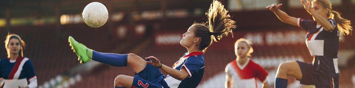 Entrenamiento en Fútbol Femenino