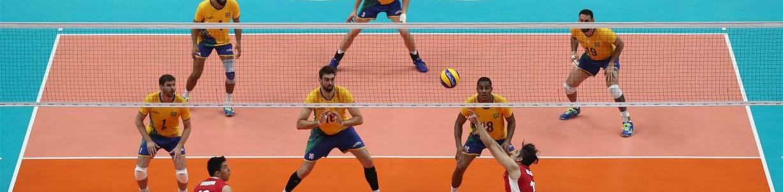 Los Complejos 1, 2 y 3 en el Voleibol (K1, K2 y K3)
