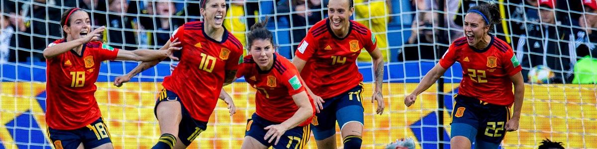 Especialista Internacional en Fútbol Femenino