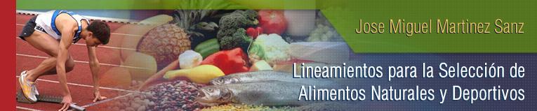 Webinar de Lineamientos para la Selección de Alimentos Naturales y Deportivos para Cubrir los Requerimientos de Nutrientes Antes, Durante y Después del Entrenamiento del Corredor