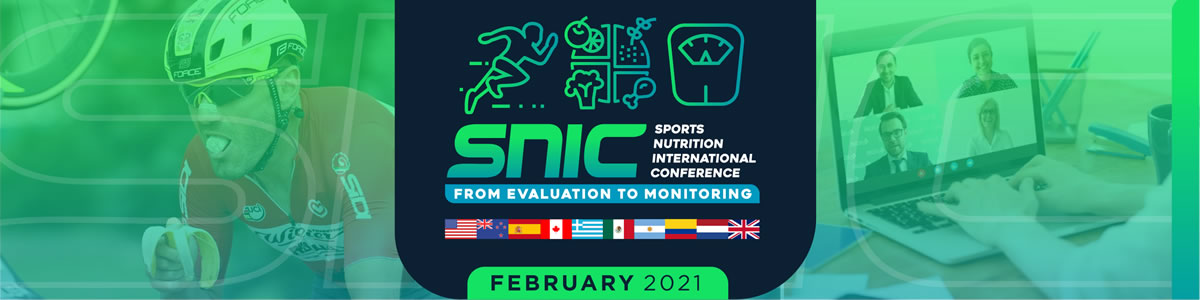Sports Nutrition International Conference: From evaluation to monitoring
