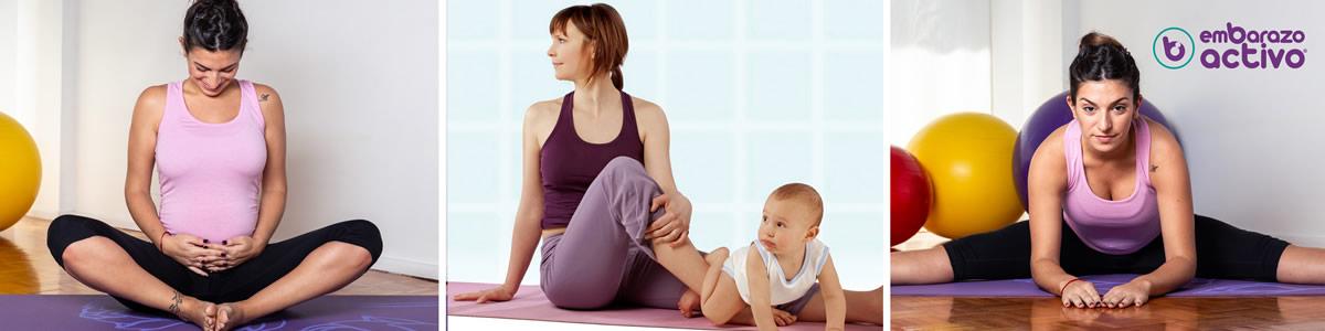 Yoga en el Embarazo y Post Parto