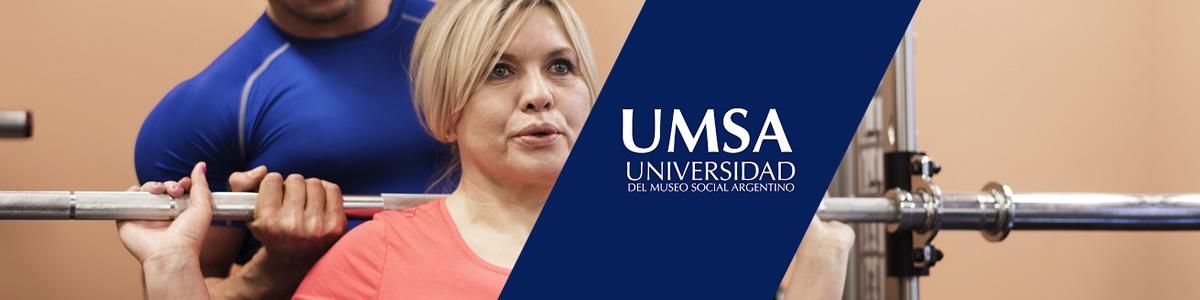 Diplomatura Universitaria de Ejercicio Físico en Población con Patología
