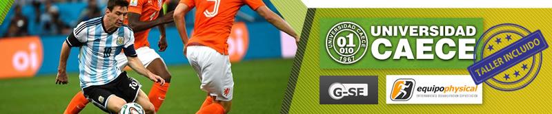 Curso de Posgrado en Lesiones en Fútbol: Prevención de Lesiones y Rehabilitación Funcional