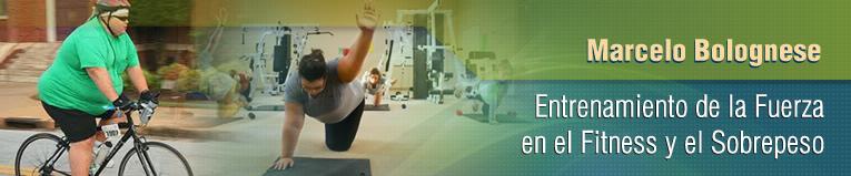 Webinar de Entrenamiento de la Fuerza en el Fitness y el Sobrepeso