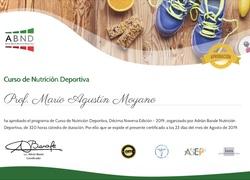 Certificación de Aprobación