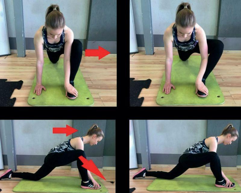 Efecto de ejercicios correctivos sobre el rango de movimiento de las articulaciones de la cadera y el resultado obtenido en la sentadilla profunda del FMS Test