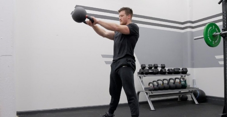 Respuesta hormonal aguda al ejercicio de swing con pesas rusas
