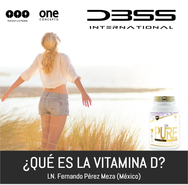 ¿Qué es la vitamina D?