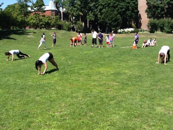 Aspectos fisiológicos del entrenamiento aeróbico en niños