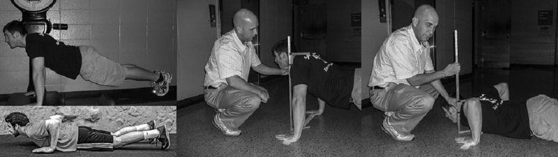 Validez de la construcción de dos métodos diferentes de puntuación y realización de push-ups