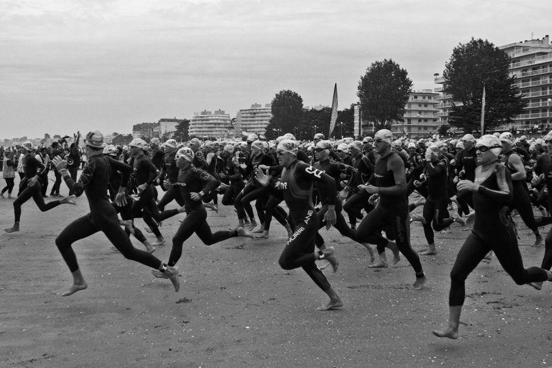Ansiedad pre-competitiva en Triatlón