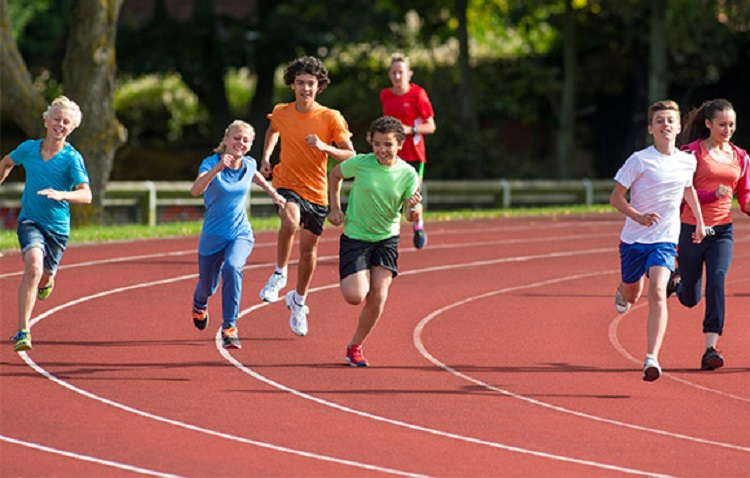 Entrenamiento específico de sprint en jóvenes