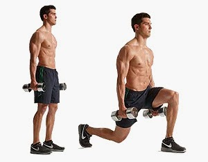 Activación de los músculos isquiotibiales, cuádriceps y glúteos durante 4 ejercicios de fuerza de tren inferior
