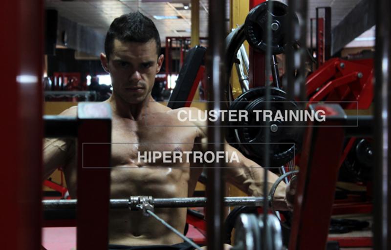 Cluster Training para Hipertrofia/Rendimiento
