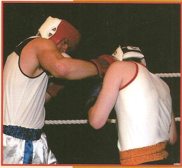 Caso práctico de una planificación de boxeo