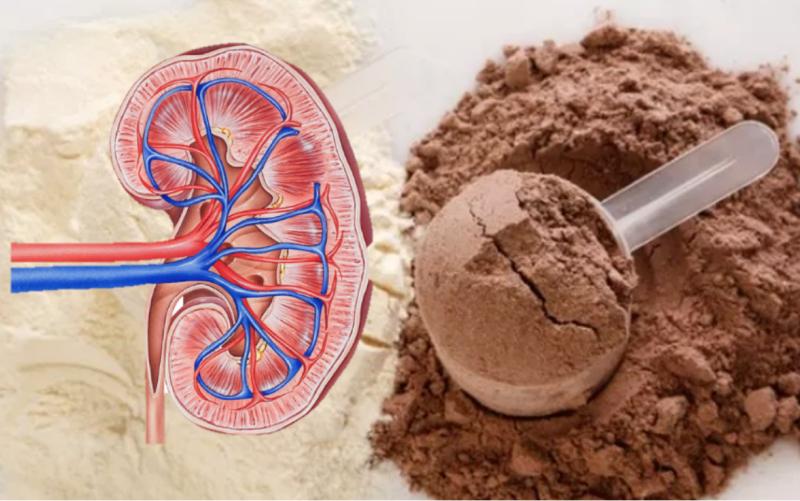 Proteínas y daño renal