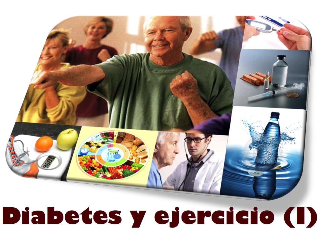 Actualidad en Ejercicio y Diabetes Tipo 2 (I)