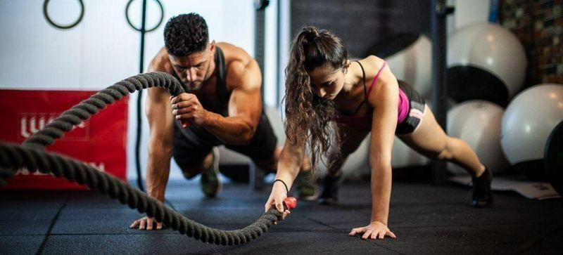 Múltiples mejoras del fitness encontradas después de 6 meses de entrenamiento funcional de alta intensidad