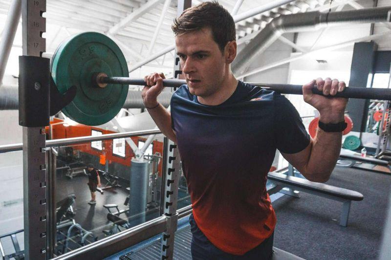 Comparación muscular entre 3 ejercicios de tren inferior durante la extensión de cadera
