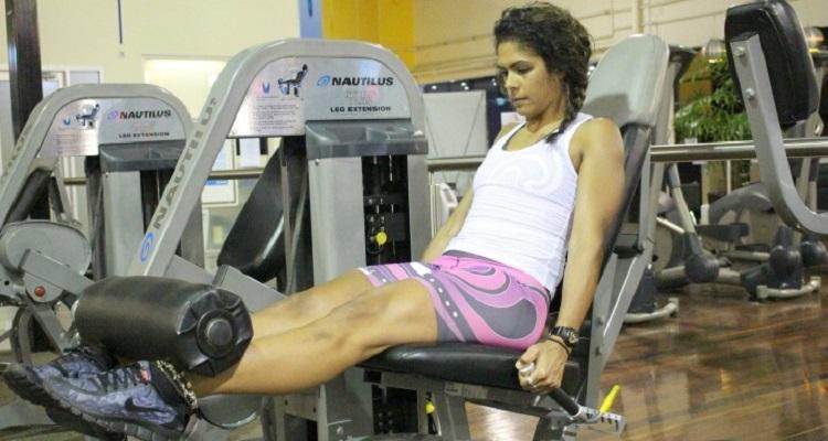 Ganancias en el tamaño muscular y fuerza al hacer una serie al fallo, son independientes de la carga en mujeres jóvenes