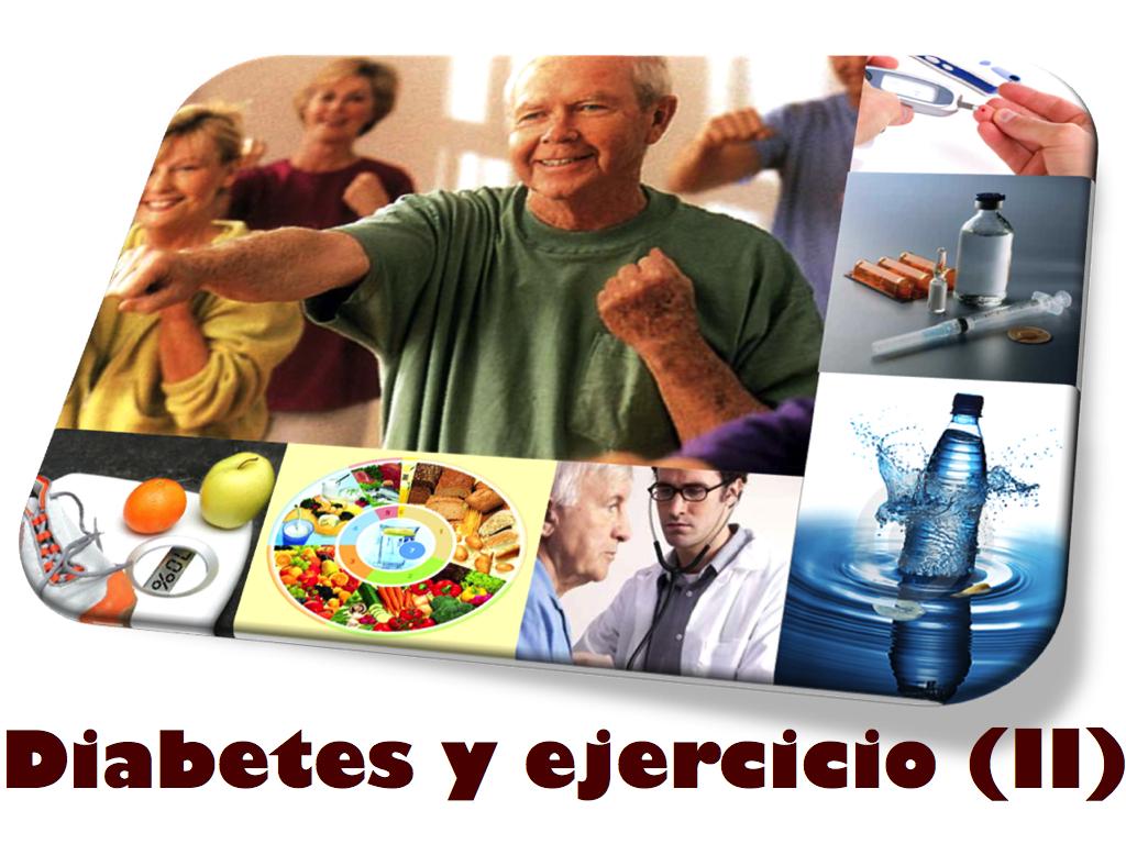Actualidad en Ejercicio Físico y Diabetes Tipo 2 (II)