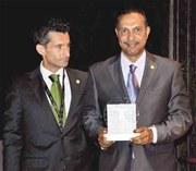 Entrevista Ciencia y Práctica: sus protagonistas. Dr. Milton Pinedo. Del deporte a la salud.