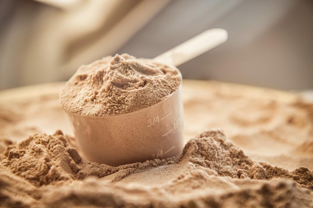 La ingestión de proteína de whey en los diabéticos