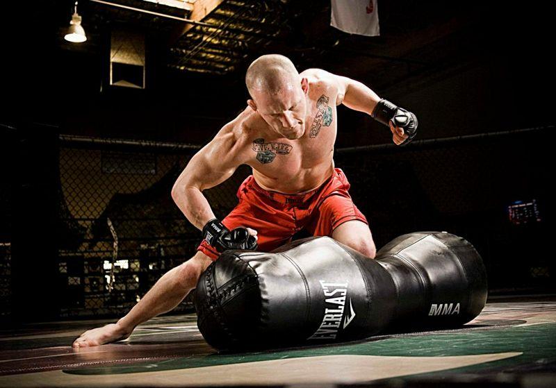 Entrenamiento en Circuito para Deportes de Combate. MMA