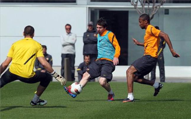 Orientación del espacio durante Juegos Reducidos en Fútbol